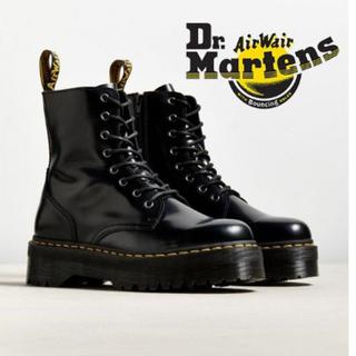 ドクターマーチン(Dr.Martens)の厚底★UK5★24cm★ドクターマーチン★Jadon 8-Eye Boot★(ブーツ)