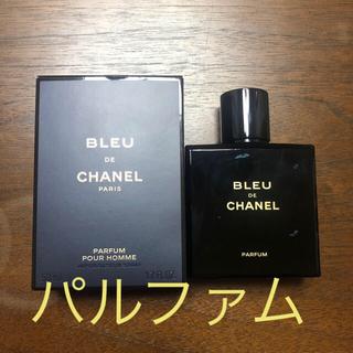 CHANEL - CHANEL BLEU DE CHANEL ブルードュシャネル パルファム 香水