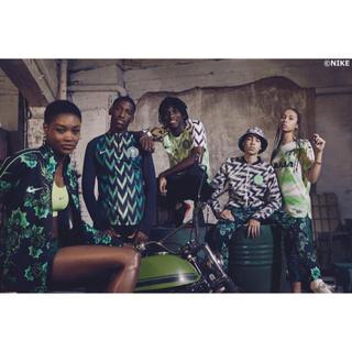 NIKE - ナイジェリア代表 アンセムウエア