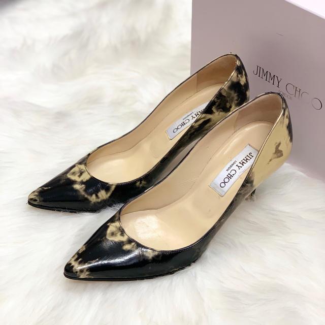 JIMMY CHOO(ジミーチュウ)の882 ジミーチュウ パンプス レディースの靴/シューズ(ハイヒール/パンプス)の商品写真