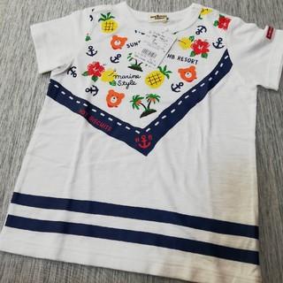 mikihouse - ミキハウス Tシャツ 100 ホットビスケッツ