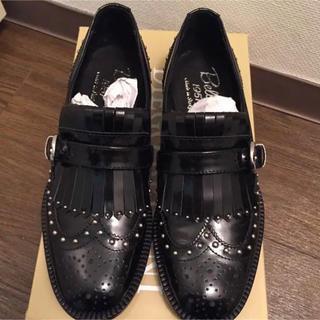 ディエゴベリーニ(DIEGO BELLINI)のDIEGO BELLINI スタッツ 22㎝(ローファー/革靴)