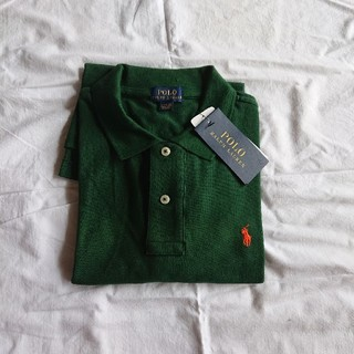 ポロラルフローレン(POLO RALPH LAUREN)のポロラルフローレン ポロシャツ グリーン(ポロシャツ)