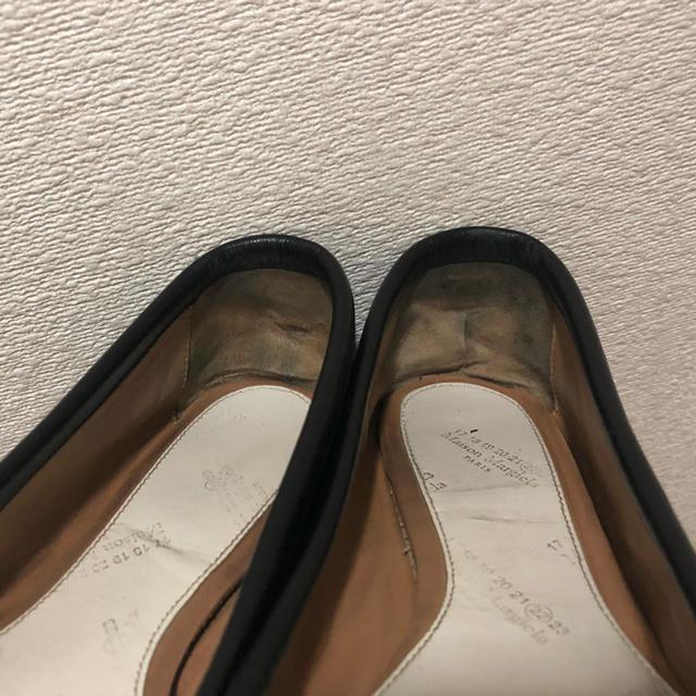 Maison Martin Margiela(マルタンマルジェラ)のマルジェラ 足袋バレエ 36 黒  レディースの靴/シューズ(バレエシューズ)の商品写真