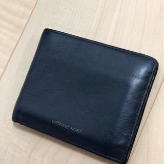 マイケルコース(Michael Kors)のMICHAEL KORS 二つ折り財布(折り財布)