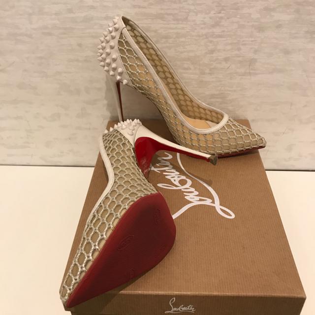 Christian Louboutin(クリスチャンルブタン)のルブタン 37 パンプス レディースの靴/シューズ(ハイヒール/パンプス)の商品写真