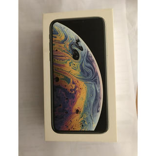 Apple - 美品 iPhonexs 64gb シルバー ドコモ simフリー