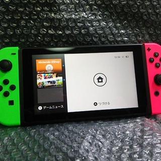 Nintendo Switch - ニンテンドースイッチ switch 本体・Joy-Conのみセット