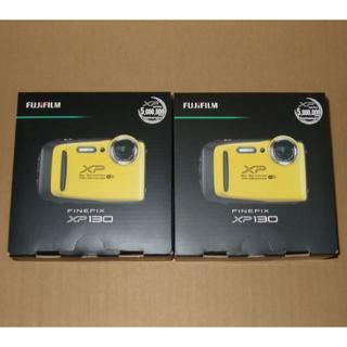 富士フイルム - 新品★FinePix XP130 2台セット