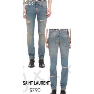 サンローラン(Saint Laurent)のSaint Laurent Paris 15ss(デニム/ジーンズ)