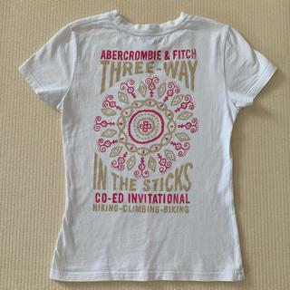 アバクロンビーアンドフィッチ(Abercrombie&Fitch)のアバクロ美品Tシャツ Mサイズ(Tシャツ(半袖/袖なし))