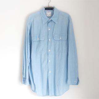マディソンブルー(MADISONBLUE)のMADISON BLUE ハンプトンシャツ シャンブレー 01(シャツ/ブラウス(長袖/七分))