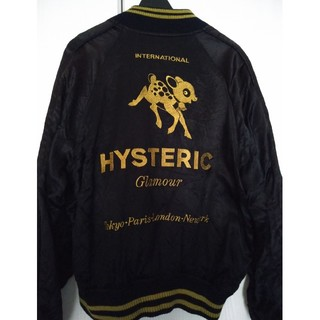 HYSTERIC GLAMOUR - ヒステリックグラマー ブルゾン