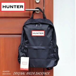 HUNTER - ■新品未使用タグ付き■ HUNTER ハンター バックパック  送料込み