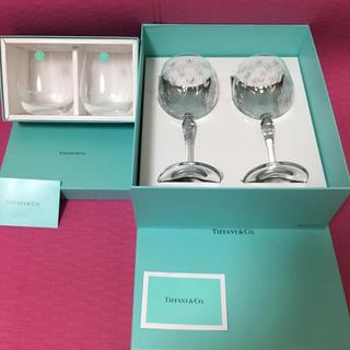 Tiffany & Co. - テイファニィー タンブラー&ワイングラスセット