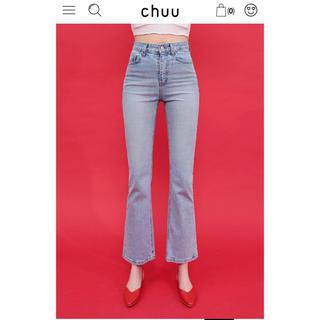 チュー(CHU XXX)の-5kgジーンズ マイナス5キロジーンズ chuu(スキニーパンツ)