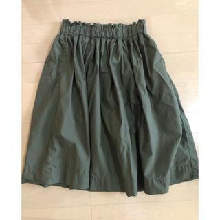 MUJI (無印良品) - スカート