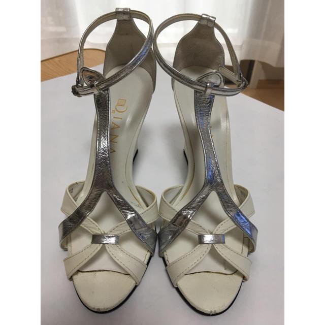 DIANA(ダイアナ)のDIANAサンダル レディースの靴/シューズ(サンダル)の商品写真