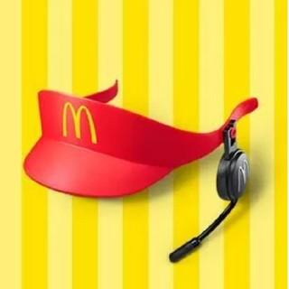 マクドナルド - ハッピーセット なりきり サンバイザー