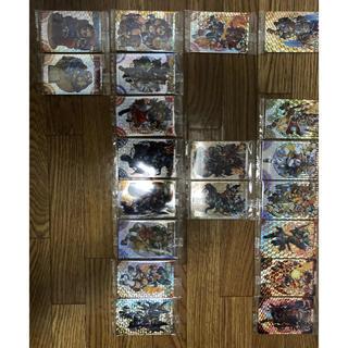 バンダイ(BANDAI)の神羅万象チョコ  界顧録 20セット(カード)