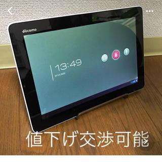 NTTdocomo - ドコモ タブレット dtab d01