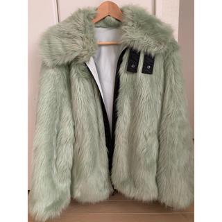 アンブッシュ(AMBUSH)のNIKE AMBUSH fake far jacket (ブルゾン)