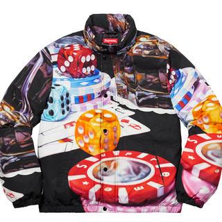 Supreme - 新品正規品 supreme casino down jacket
