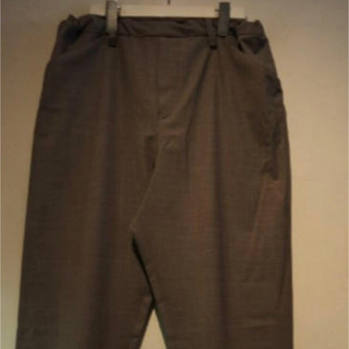 SUNSEA - 18ssSUNSEA  SNM-G-Pants    Ash Gray