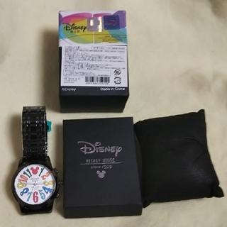 Disney - ミッキーマウスのデザイン時計②