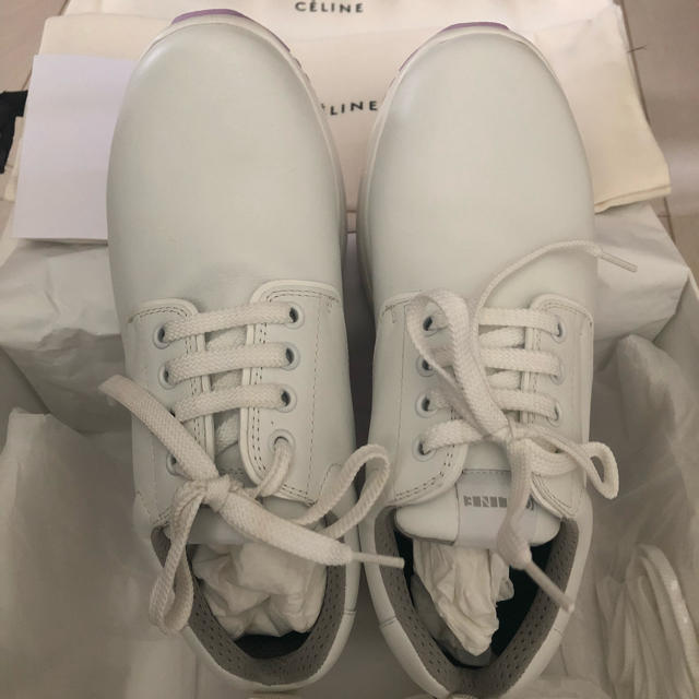 celine(セリーヌ)のceline  デリバリースニーカー fumika uchida   レディースの靴/シューズ(スニーカー)の商品写真