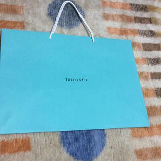 ティファニー(Tiffany & Co.)のティファニーショップバック(ショップ袋)