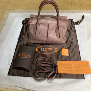 TOD'S - TOD'S バッグ