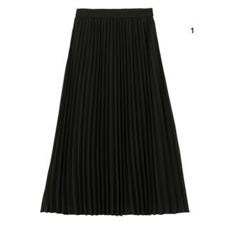 GU - GU プリーツスカート
