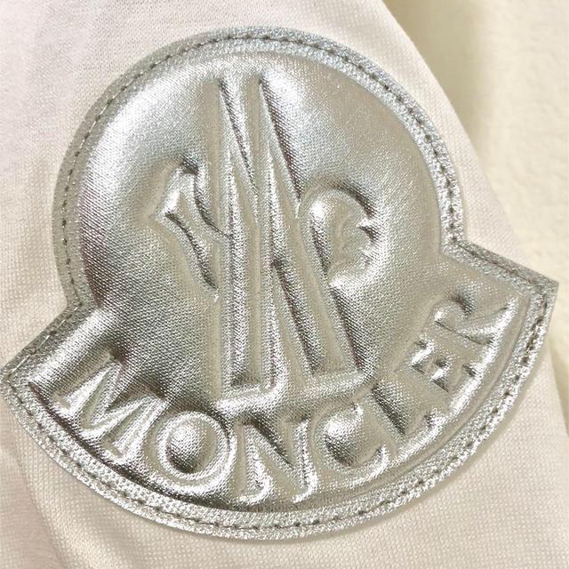 MONCLER(モンクレール)のモンクレール レディースL 2019ss 半袖カットソー 新品未使用 レディースのトップス(カットソー(半袖/袖なし))の商品写真