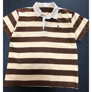 アベイシングエイプ(A BATHING APE)のアベイシング エイプ カットソー ポロシャツ(ポロシャツ)