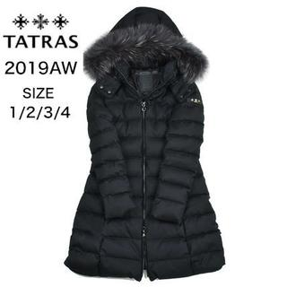 TATRAS - 【19AW】TATRAS/タトラス LAVIANA ブラック