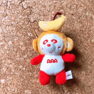 トリプルエー(AAA)のえ〜パンダ 赤 キーホルダー(キーホルダー)
