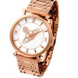 ヴィヴィアンウエストウッド(Vivienne Westwood)のヴィヴィアンウエストウッド 腕時計 ピンクゴールド(腕時計)
