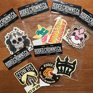 ロデオクラウンズ(RODEO CROWNS)のRCS☆ステッカーセット(その他)