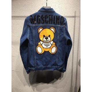 MOSCHINO - moschino デニムジャケット