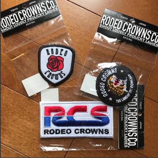 ロデオクラウンズ(RODEO CROWNS)のRCS☆ワッペンセット(その他)