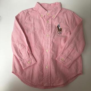 Ralph Lauren - ラルフローレンシャツ90センチ
