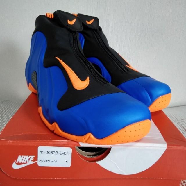 NIKE(ナイキ)のNIKE FLIGHTPOSTE  Knicks メンズの靴/シューズ(スニーカー)の商品写真