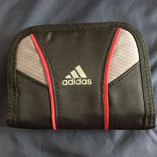アディダス(adidas)のアディダス    黒   財布(財布)