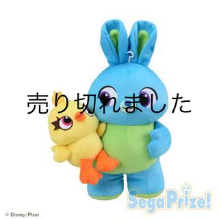 Disney - トイストーリー ダッキー&バニー ぬいぐるみ