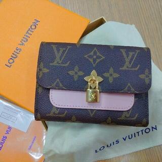 LOUIS VUITTON - 超美品ルイヴィトン 三つ折り財布 レディース ファッション 新作