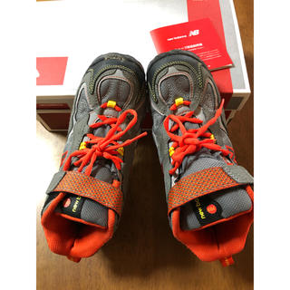 ニューバランス(New Balance)のニューバランス登山靴 21.5cm(スニーカー)