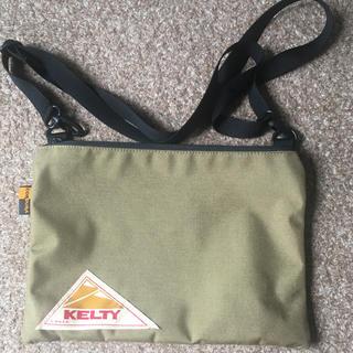 KELTY - ケルティ サコッシュ サイズS