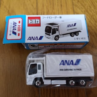 ANA(全日本空輸) - ANA トミカ フードローダー車 非売品 飛行機