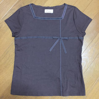 ギャラリービスコンティ(GALLERY VISCONTI)のカットソー(カットソー(半袖/袖なし))